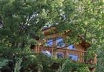 Hôtel Propiac - Chambre d'hôte et Cabanes en Provence-1