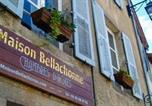 Hôtel Bellac - Maison Bellachonne-1