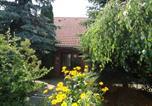Location vacances Lutherstadt Wittenberg - Ferienwohnung Kretschmer-4