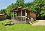 Villages vacances Green Bay - Fremont Jellystone Park Cottage 21-1