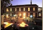 Hôtel Laparrouquial - Logis Hostellerie du Parc-1