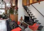 Hôtel Sathonay-Camp - Chambre d'hôtes Aux Deux Ateliers-4