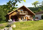 Location vacances Basse-sur-le-Rupt - Chalet - Rochesson-1