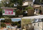 Camping  Acceptant les animaux Vic-la-Gardiole - Camping de Fondespierre-1