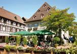 Hôtel Bad Buchau - Hotel-Gasthof Schwarzer Adler-1