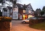 Location vacances Maidenhead - The Lawn Guest House-1