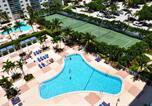 Location vacances Sunny Isles Beach - One Bedroom One Bath Bay View-2
