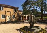 Hôtel Santa Rosa - Villa Mimosa-4