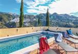 Location vacances Canillas de Albaida - Studio Holiday Home in Archez-4