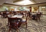 Hôtel Clear Lake - Holiday Inn Express & Suites - Mason City-2