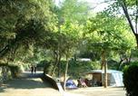 Camping Plage de Juan les pins - Camping Sites et Paysages Les Pinèdes-4