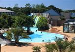 Camping avec Parc aquatique / toboggans Saint-Quay-Portrieux - Camping Les Alizés-1
