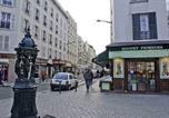 Location vacances Aubervilliers - Apartment Buttes Chaumont-1