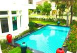Location vacances Ko Kret - Nonthaburi Luxury Pool Villa-3