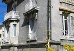 Hôtel Saint-Bérain - Chambre d'hôtes Eugénie-4