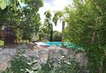 Location vacances Aigaliers - Le Mas des grands Chênes-3