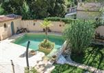 Location vacances Beaulieu - Six-Bedroom Holiday Home in Sussargues-2