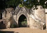 Hôtel 4 étoiles Sainte-Maure-de-Touraine - Le Chateau de Reignac-1