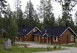Location vacances Muonio - Hotel Jeris Log Cabins-4