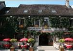 Hôtel La Saulsotte - Hotel la Croix d'or-4
