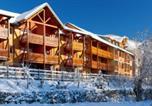 Location vacances Perles-et-Castelet - Résidence Lagrange Confort + Les Chalets d'Ax