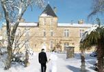 Location vacances Fargues-Saint-Hilaire - Château de la Ligne-2
