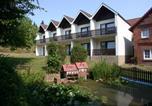 Hôtel Hessisch Oldendorf - Hotel Zum Pfingsttor-2