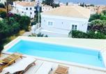 Location vacances Σπετσες - Spetses Panorama Pool Villa-4