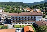 Hôtel Bayerisch Eisenstein - Wander- und Aktivhotel Adam Bräu-2