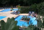 Camping  Acceptant les animaux Carcans - Camping Acacias Du Medoc-2