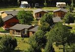 Camping avec Site nature Nant - Camping La Cascade-3