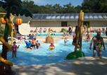 Camping avec Parc aquatique / toboggans Grayan-et-l'Hôpital - Camping Les Acacias-1