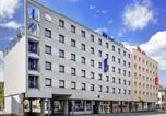 Hôtel Egelsbach - Ibis budget Darmstadt City-1