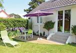Location vacances Granville - Holiday home Saint-Pair-Sur-Mer Wx-1104-4