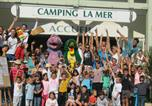 Camping avec Accès direct plage Labenne - Capfun - Camping La Mer-1