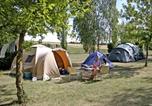 Camping  Acceptant les animaux Indre-et-Loire - Camping Château de la Rolandière-1