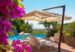 Location vacances Monte Argentario - Poggio Pertuso Apartment with shared pool-2