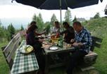 Location vacances Arriach - Almferienhaus Pitka Kanzelhöhe Gerlitzen-4