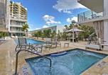 Location vacances Miami Beach - Penthouse Portofino Hotel-1