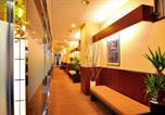 Hôtel Utsunomiya - Utsunomiya Higashi Hotel-2