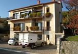 Location vacances Medveja - Moscenicka Draga Apartment 1-2