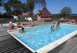 Camping avec Bons VACAF Franche-Comté - Domaine insolite des Vergers de Fontenois-2
