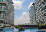 Location vacances Seri Kembangan - Kl Home Suite Home @ The Scott Garden-3