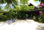 Location vacances Pihaena - Maharepa Beach Villa-2