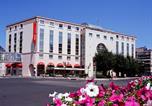 Hôtel Cusset - ibis Vichy-1