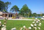 Camping en Bord de lac Sulniac - Camping Aquarev-1