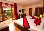 Hôtel Pursat - Bamboo Forest Boutique Villa-2