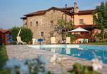 Hôtel Serravalle Pistoiese - Podere La Colombaia-2