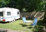 Camping avec Piscine Montlouis-sur-Loire - Camping Château de la Rolandière-3