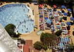 Hôtel Pineda de Mar - Hotel Fergus Paradis Park-2